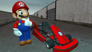 Different Track, Different Kart. by AwesomeCasey795