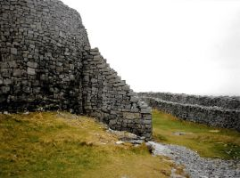 Celtic Wall by Syltorian