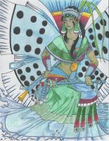 Chalchitlicue by sevenquest