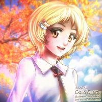 Commission: Fuyumi by galia-and-kitty