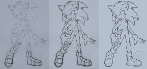Sonic- style test by Swirlything