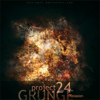 project.24 :: grunge.eXplosion by om3r
