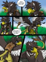Gryphon Rider TF3 by catmonkShiro