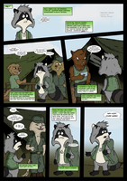 PROCYON DELTA: Chapter I page 2 by KrDoz