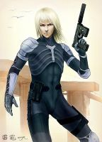 Raiden by Myrsk