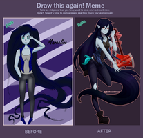 Meme- Before and After by Pandi-Mar