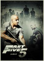 Fast Five by ALfannan8w