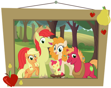 Family Memory - The Perfect Pear by RavenEvert