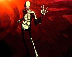The Pale Man by mossoak