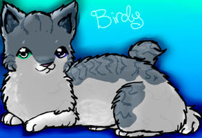 This is my title durr by Birdwing521