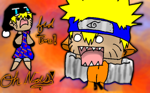 Naruto Oh Noes by Carolynzy6125andBSP