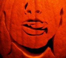 True Blood Pumpkin by ness789