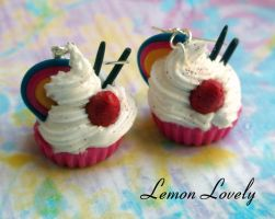 cup cakes one more time by lemon-lovely