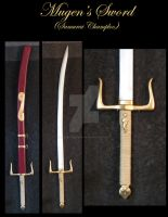 Mugen Sword by RageKittenDesigns