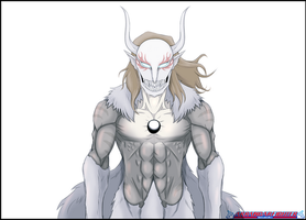 Coyote Starrk Vasto Lorde by Arrancarfighter