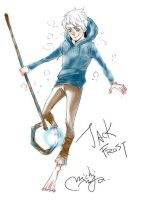 JACK FROST by michivvya