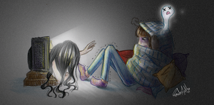 The Grudge by nor-renee