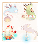 [CLOSED] ADOPT AUCTION 90 - Atupa Dragon by Piffi-adoptables