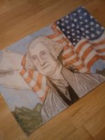 George Washington by PrincessPencil