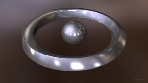Mobius strip 2 by lasaucisse