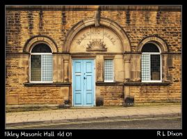 Ilkley Masonic Hall rld 01 dasm by richardldixon