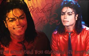 Michael Jackson Wallpaper 4 by Ebs2Hott4U