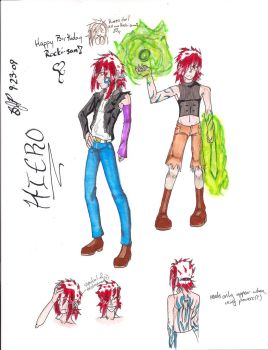 Hiero Character Ref by AidenRocker18