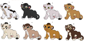 Point Adoptables 4 by Claire-Cooper