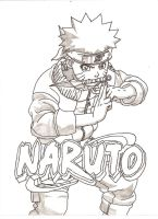 Naruto - INKED and SHADED by maniackiller013