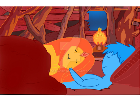 Post- Tier 15 Finn and Flame Princess by DSSword