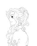 Cana portrait lines by AnnMY