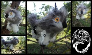 Kikillae - Poseable fantasy creature - SOLD by SonsationalCreations