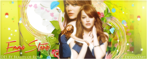 Emma Stone-2 by Beauty-of-Rose
