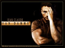 JCVD WP by albreech