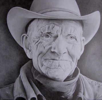 Cowboy by ThePinkTattoo