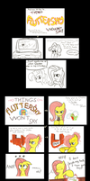 Things Fluttershy Won't Say by Heir-of-Rick