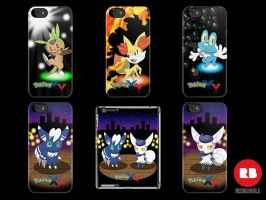 Pokemon Casing on Apple Devices by Winick-Lim