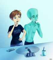 Routine - Megamind by Irrel