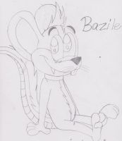 Cute Lil Bazile by TheOriginalSkunky
