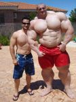 When your friend is a huge bodybuilder... by Setpoirot