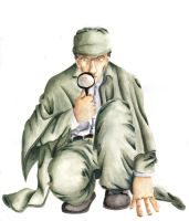 Sherlock Holmes at last by DrStein
