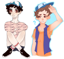 dipper 1 yr later by CountlecterMD