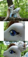 Lady Arisa custom MLP by Bee-chan