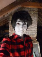 Marshall Lee WIP by noahpixie