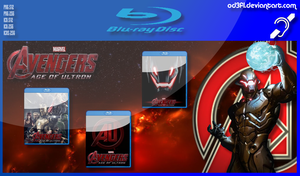 Bluray - 2015 - Avengers Age Of Ultron by od3f1