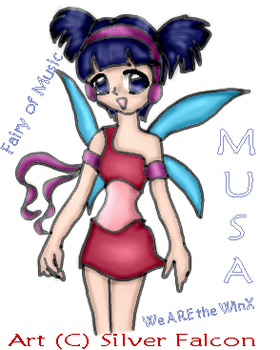 Musa by WinXClub