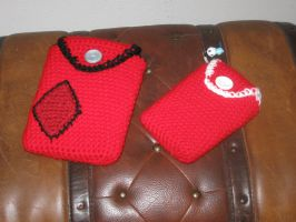 Crochet DS Cases by Milayou
