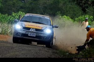 Rally - Taking Risks by 6th-gear