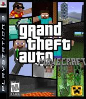 GTA Minecraft 2 by Delta77vioz