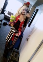 Steampunk Harley Quinn v2 Completed by DarcyNycole